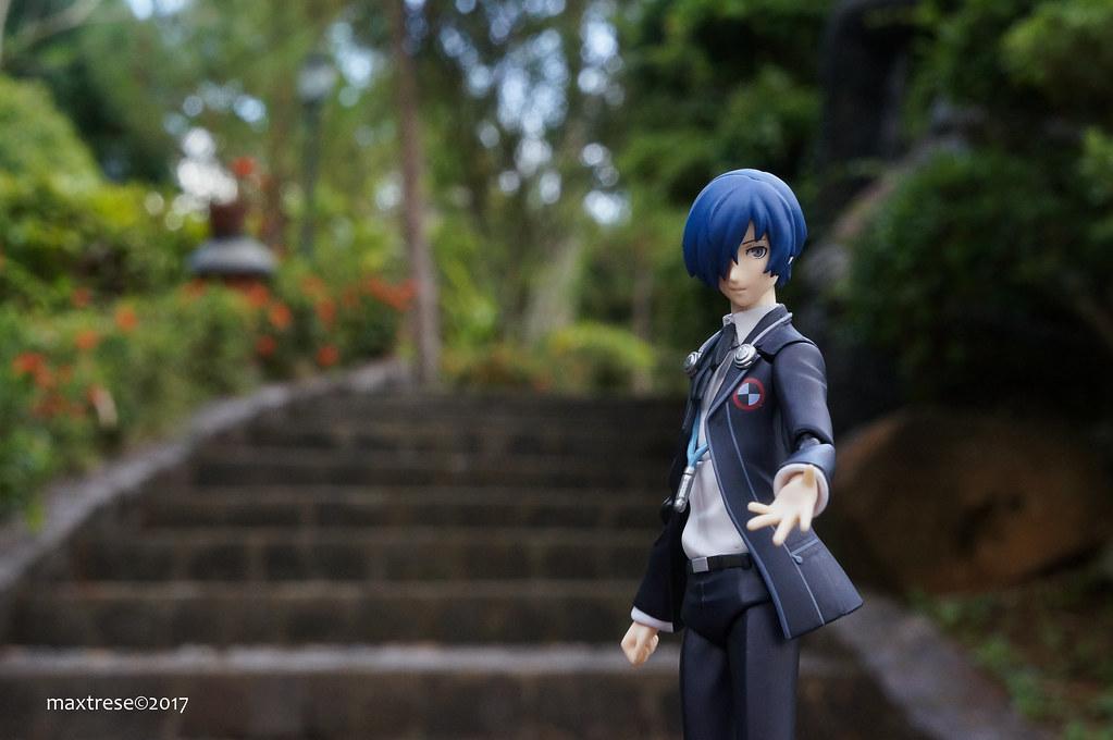 Figma Persona 3 Makoto Yuki in Cintai Batangas