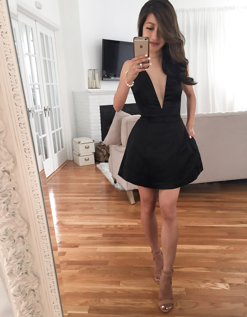 little black dress cocktail party outfit ideas petite style