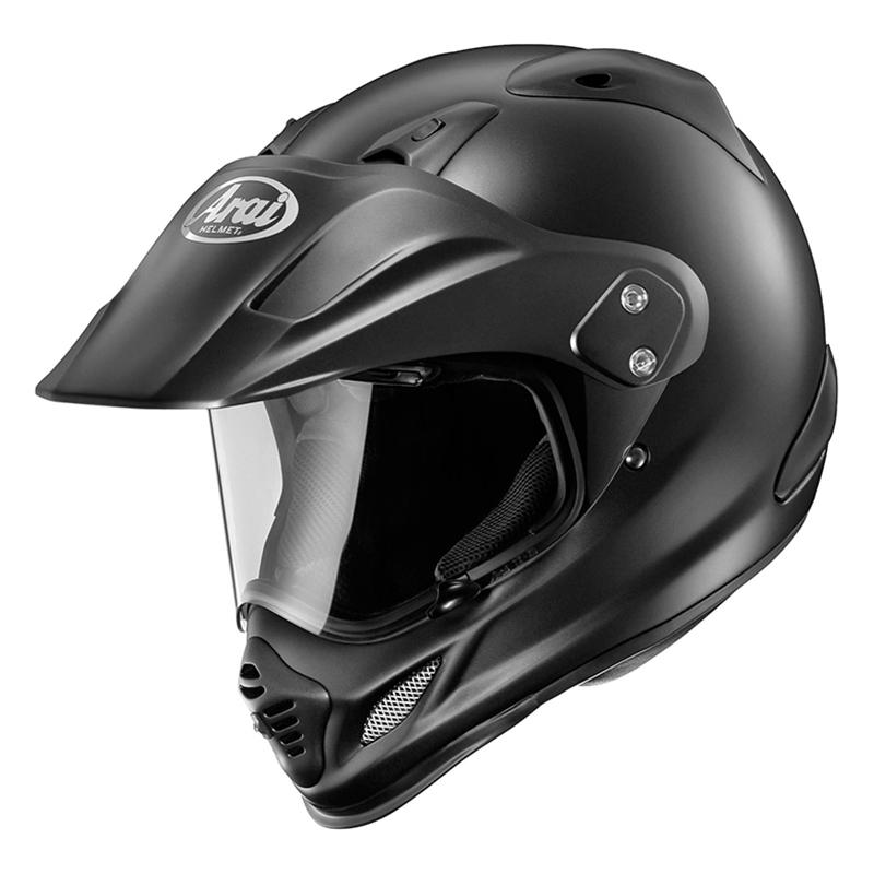 Arai XD3 Helmet, XD4 Helmet - Black Frost