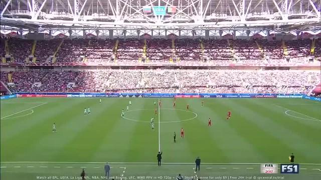 Russia 0-1 Portugal