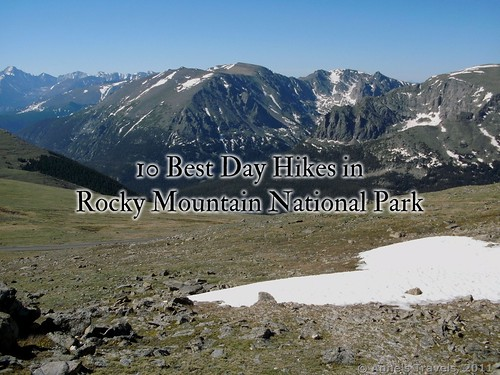 10 Best Day Hikes in Rocky Mountain National Park, Views from the Alpine Ridge Trail in Rocky Mountain, Colorado