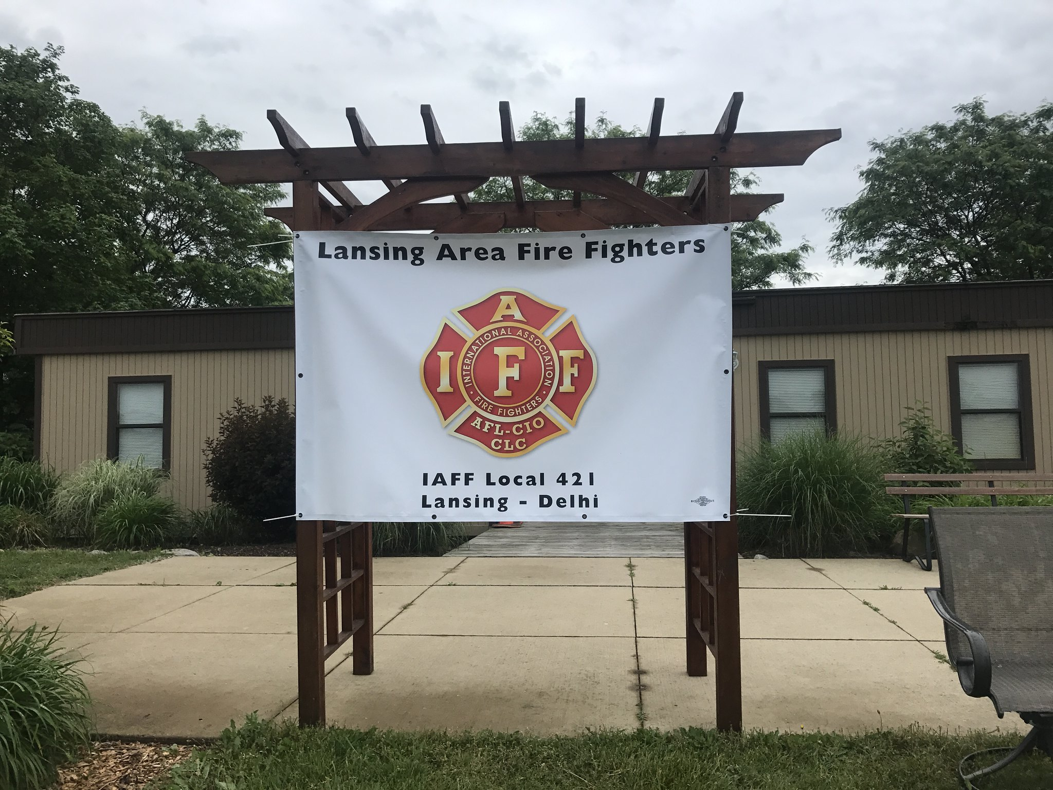 Local Firefighters Raise Money to Support The Muscular Dystrophy Association
