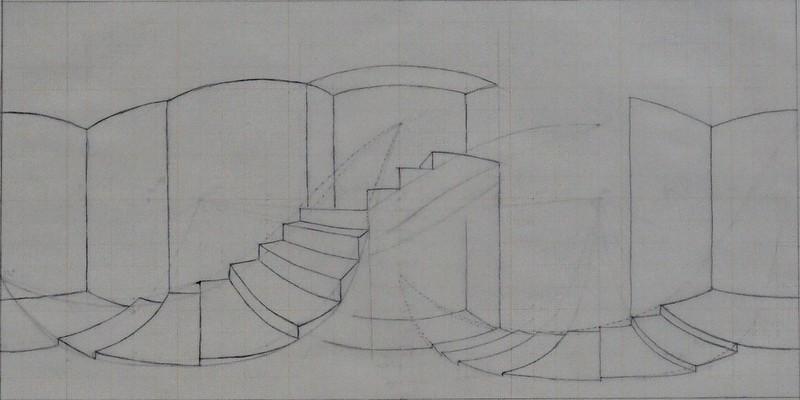 equirectangular stairs 2
