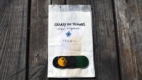 Urban Talks - Galaxy of Flowers Fingerboards