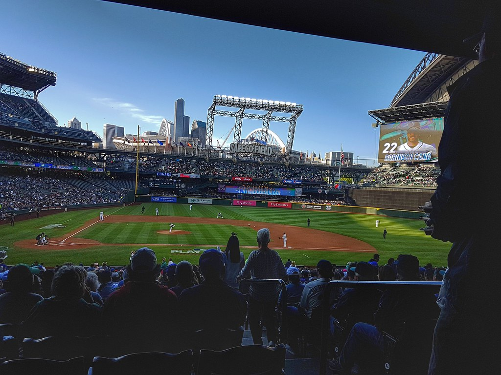 Seattle Mariners game 1