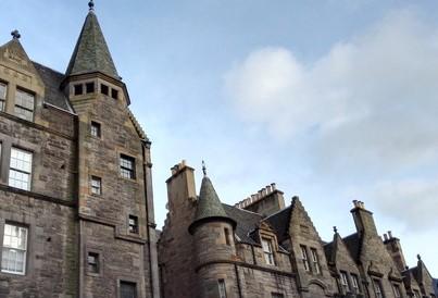 スコットランドのエディンバラ