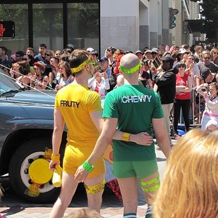Happy Pride weekend, Seattle! 🌈💖✨✨