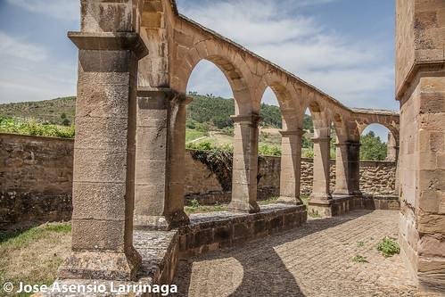 Iglesia de Santa María de Eunate - Muruzábal - 2017 #DePaseoConLarri #Flickr -270