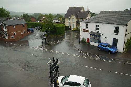 A Rainy View