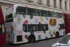 Alexander Dennis Enviro400 - SN60 BYH - ADH12 - Jelly Belly - London United RATP Group - Acton Green 94 - London 2017 - Steven Gray - IMG_9043