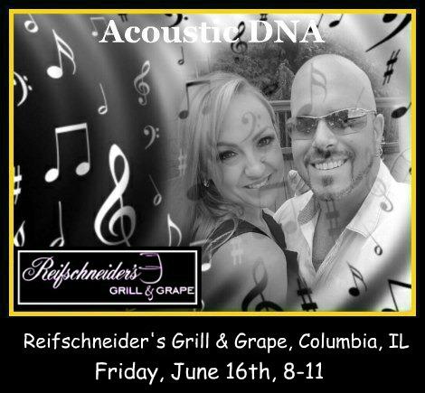 Acoustic DNA 6-16-17
