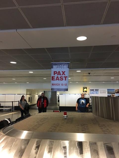 PAX East Trip