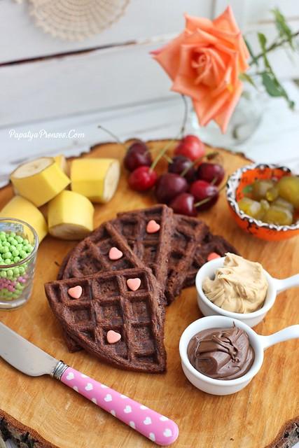 kakaolu waffle 016