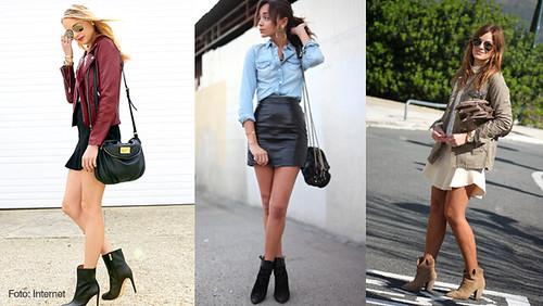 botines--minifalda