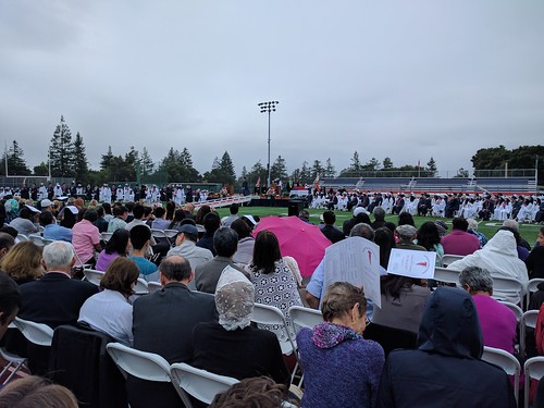 Graduation 2017 - Saratoga, California