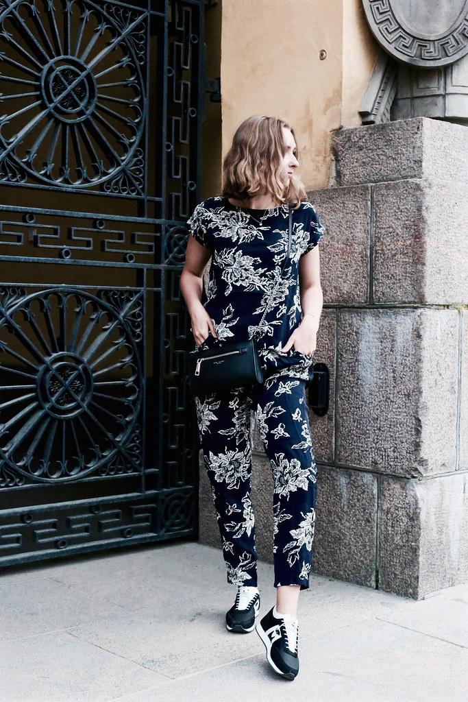 pyjama jumpsuit