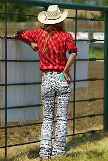 Entranced With Her Pants | by cowgirlrightup
