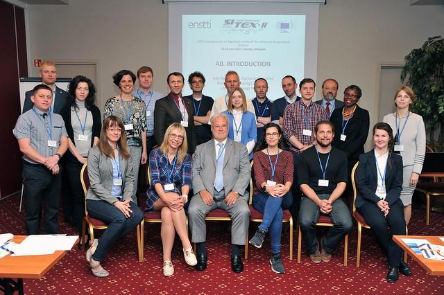 SITEX-II training in Kaunas
