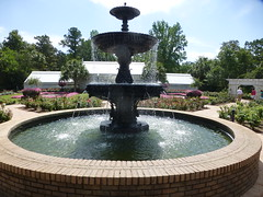Fountain in Bellingrath Garden