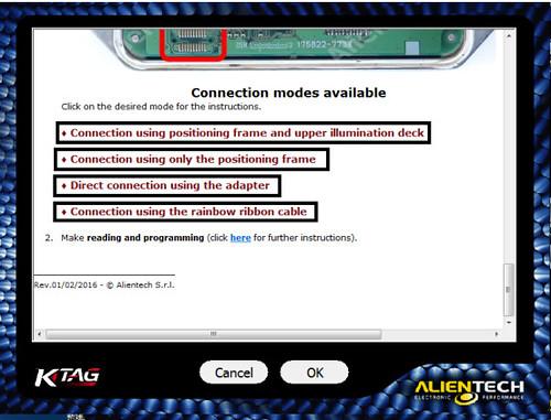 K-TAG V7 020 KTAG ECU Programmer Ksuite V2 23 Master Version with