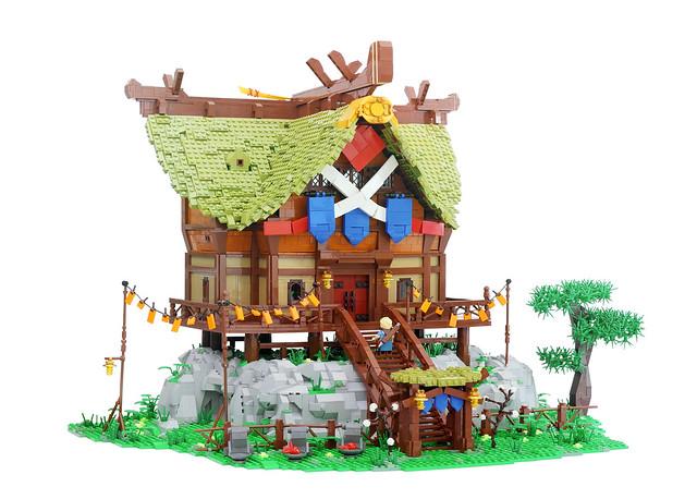 The Legend of Zelda Breath of the Wild Impa's House
