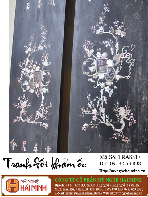 tranhdoikhamoc TRA8817c