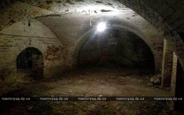 подвал -2