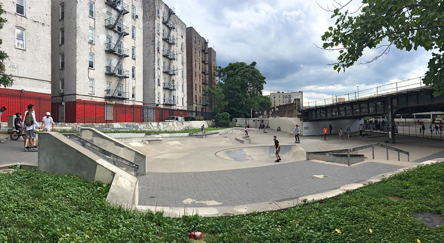 River Ave Skatepark