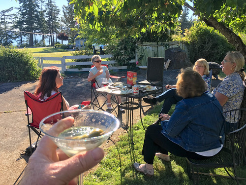 A Toast for Merline
