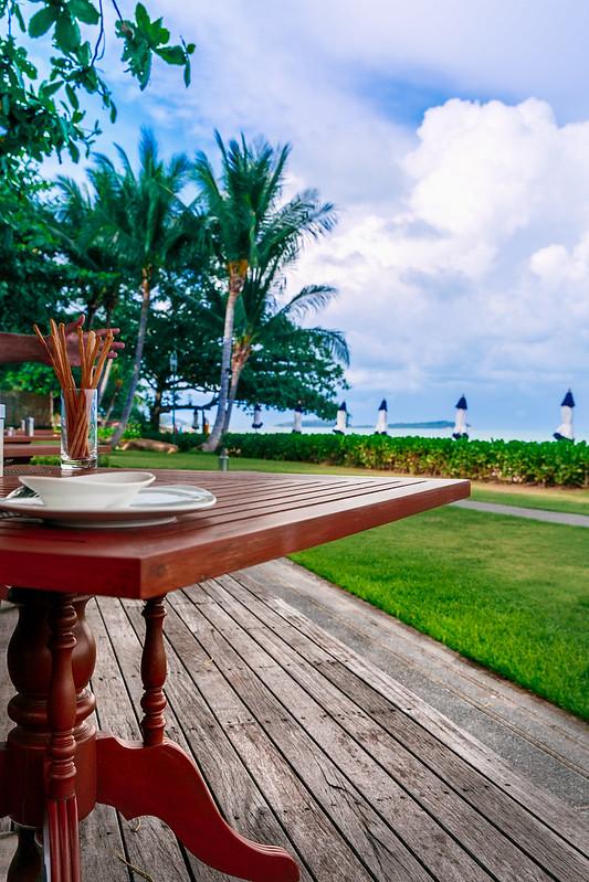 best Italian dining in Koh Samui, beachfront Italian restaurant in Koh Samui, Thailand