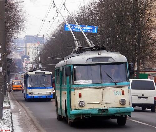 Купи тролейбус! Недорого