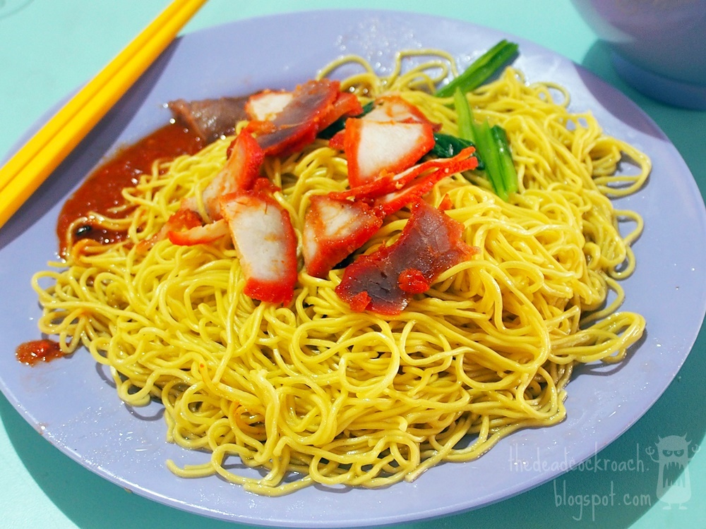 food, food review, jurong west food centre, long kee, long kee wanton noodle, review, singapore, wanton noodles, 云吞面, 隆记, 隆记云吞面