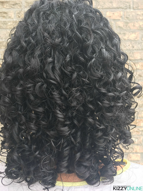 natural hair curls curly
