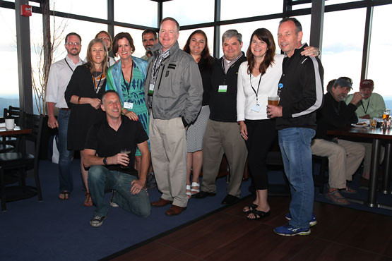 Homecoming 2017: Peak Lodge Reception   Alumni, faculty ...