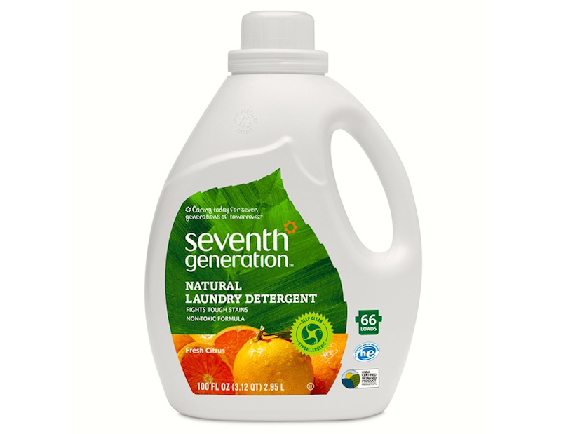 Seventh Generation™ Natural Laundry Detergent - Fresh Citrus Breeze