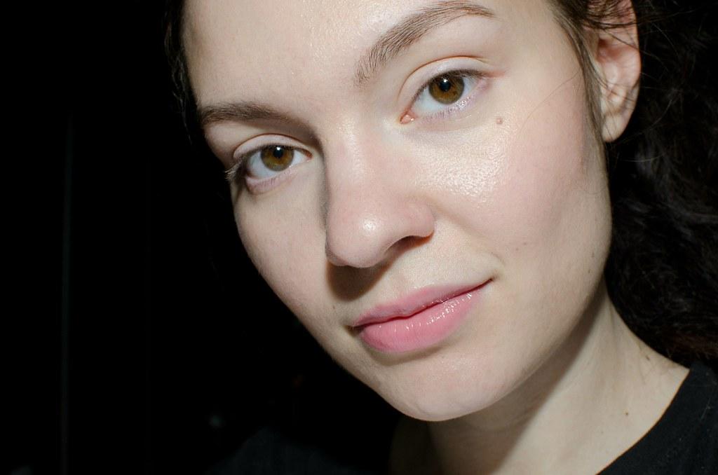 Лак для губ Clinique Pop Lacquer Lip Colour + Primer (05 Wink Pop) отзыв свотчи mashvisage.ru