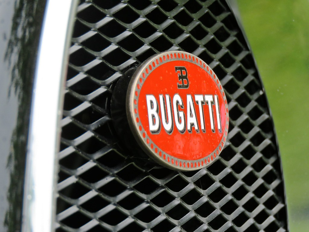 Bugattis In The Rain 3