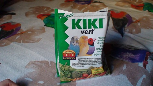 Pasta de verduras