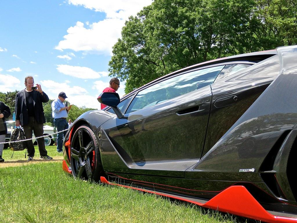 Lamborghini Centenario 7