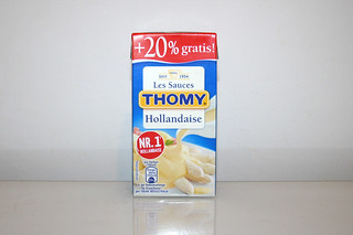 07 - Zutat Sauce Hollandaise / Ingredient sauce hollandaise