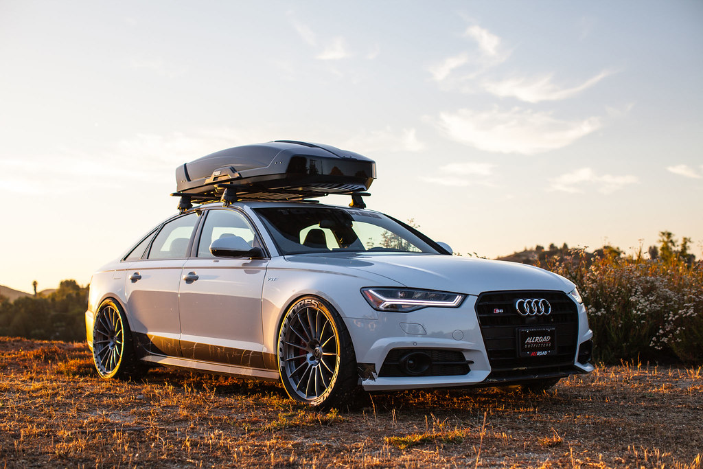 Audi Allroad Wheels / Rims, Lights & Mirrors