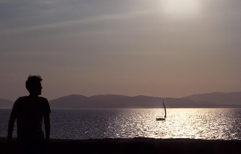 2ca sunset Alghero