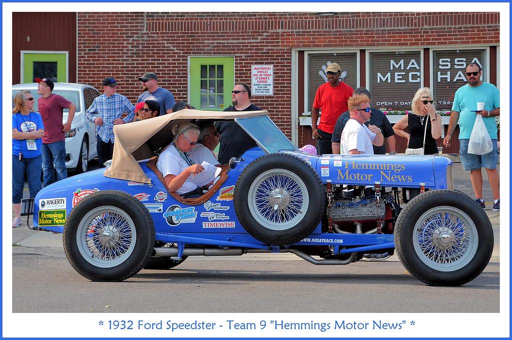 1932 Ford Speedster - \