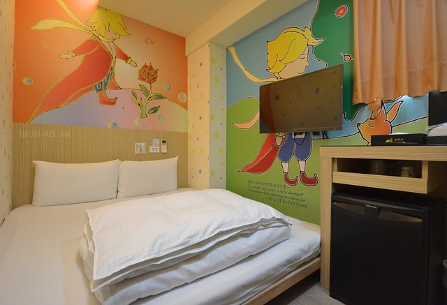 Morwing Hotel Culture Vogue little prince