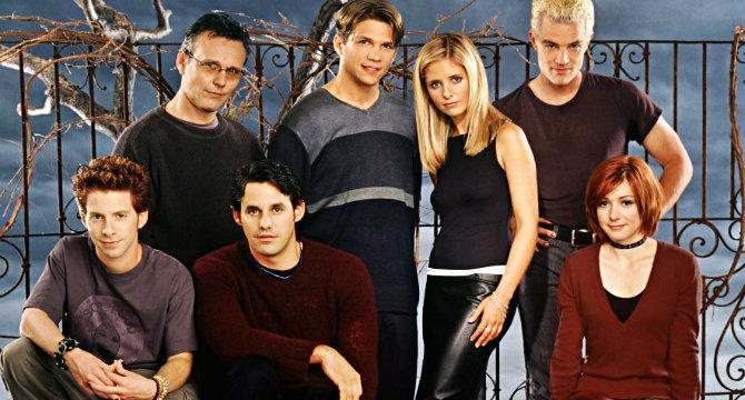 吸血鬼猎人巴菲第一至七季/全集Buffy迅雷下载