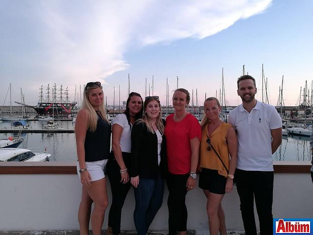 Orient Spa Marina sezon açılış partisi
