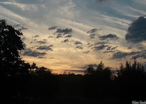 Après l'orage, la douce accalmie du soir