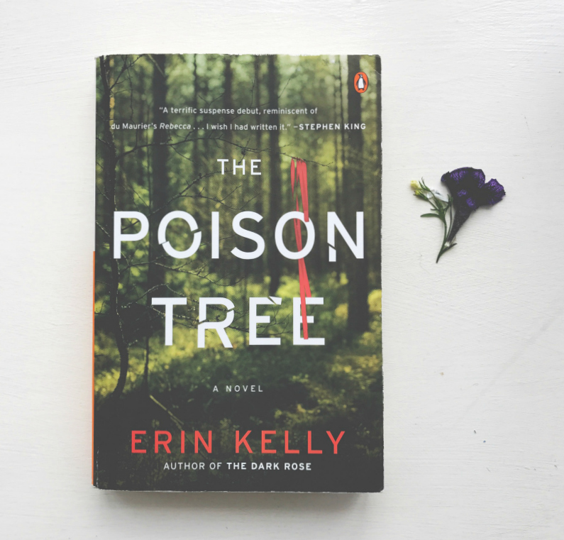 the poison tree erin kelly book blog vivatramp