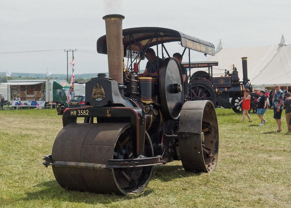 1901 fowler road roller 9005 lord kitchener hr3582 flickr. Black Bedroom Furniture Sets. Home Design Ideas
