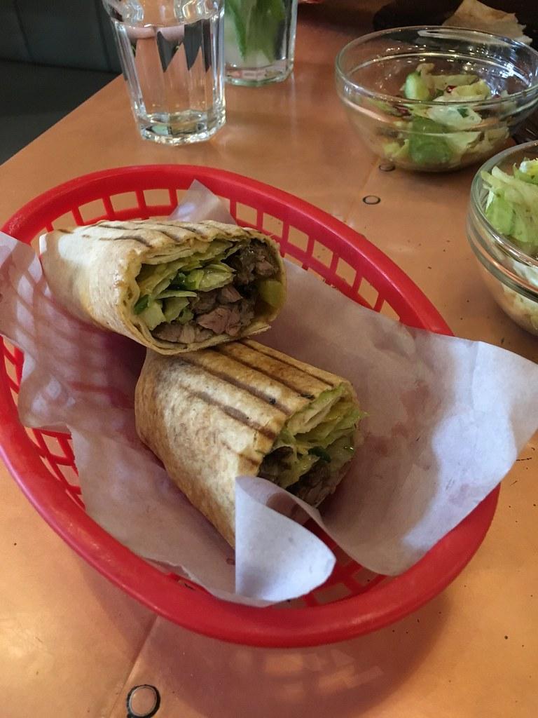 Bakchich shawarma